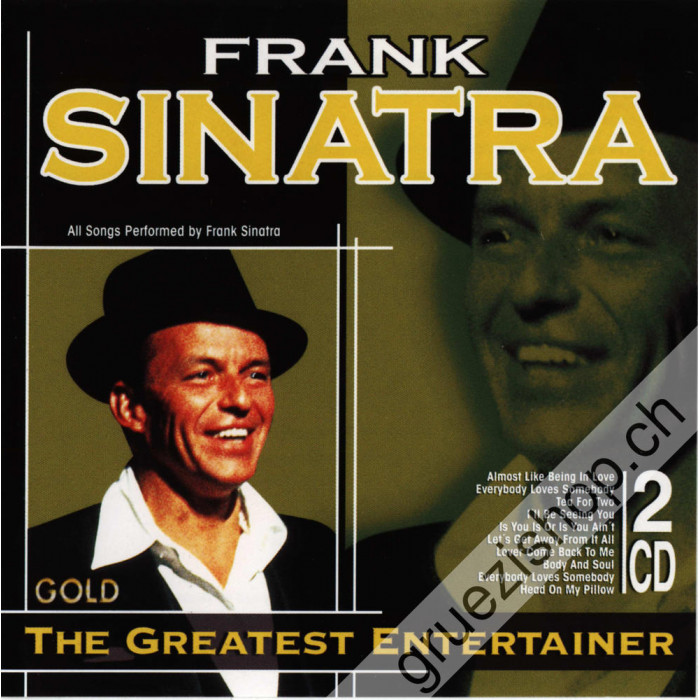 Frank Sinatra - Gold - The Greatest Entertainer