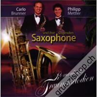 Carlo Brunner & Philipp Mettler und ihre singenden Saxophone