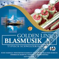 Blaskapelle Borsicanka - Golden Line Blasmusik - Typisch Schweizerisch (Folge 2)