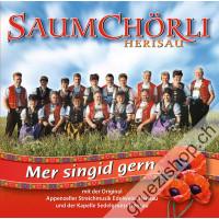 Saumchörli Herisau - Mer singid gern