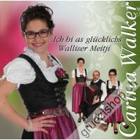 Carina Walker - Ich bi as glücklichs Walliser Meitji