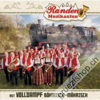 Randenmusikanten - mit Volldampf Böhmisch-Mährisch
