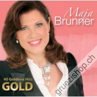 Maja Brunner - Gold (40 Goldene Hits)