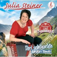 Julia Steiner - Ihri schönschte Liedli + Tänzli  (Mythen-Lied-Edition)