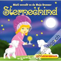 Märli verzellt vo de Maja Brunner - Sternechind (Schwiizerdütsch)